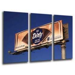 MULTI Wood Printings, Picture Wall Hanging, Placard Publicity United States