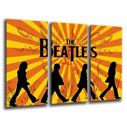 MULTI Wood Printings, Picture Wall Hanging, The Beatles, Musica