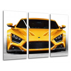MULTI Wood Printings, Picture Wall Hanging, Car Sport Lotus