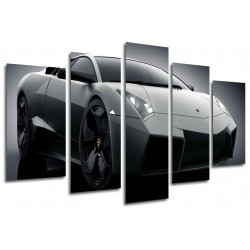 MULTI Wood Printings, Picture Wall Hanging, Car Lamborghini Reventon